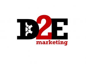 d2e logo